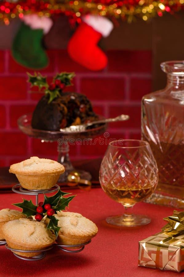 Christmas Fayre royalty free stock photography