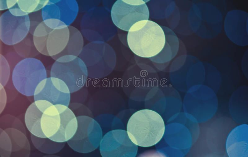 Christmas festive abstract holidays background with bokeh defocused lights and stars. Christmas background. Festive abstract holidaysbackground with bokeh stock photo