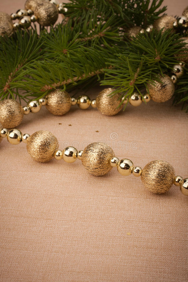 Christmas festive background with copy space stock images