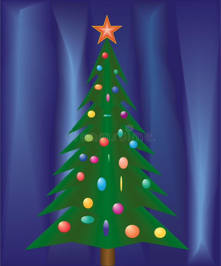 Download Christmas Festive Fir. Royalty Free Stock Photos - Image: 22785228