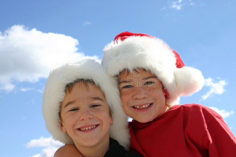 Christmas in florida stock photography