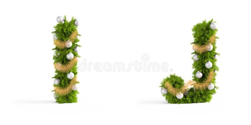 Download Christmas Font Set Royalty Free Stock Photos - Image: 35570448