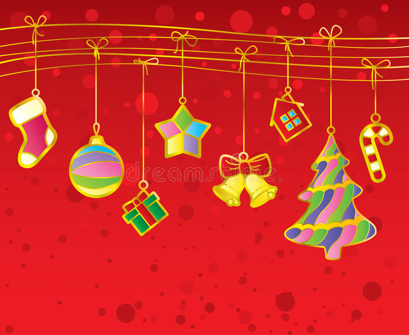 Download Christmas frame stock photo. Image of candy, baubles - 12225140