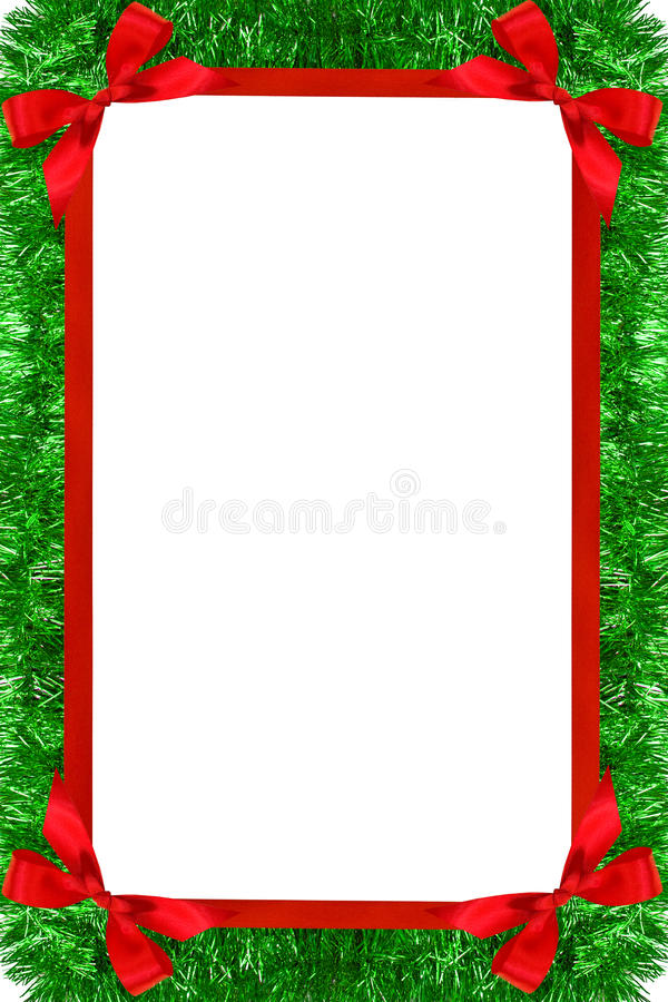 Free Christmas Frame Royalty Free Stock Photos - 16528228