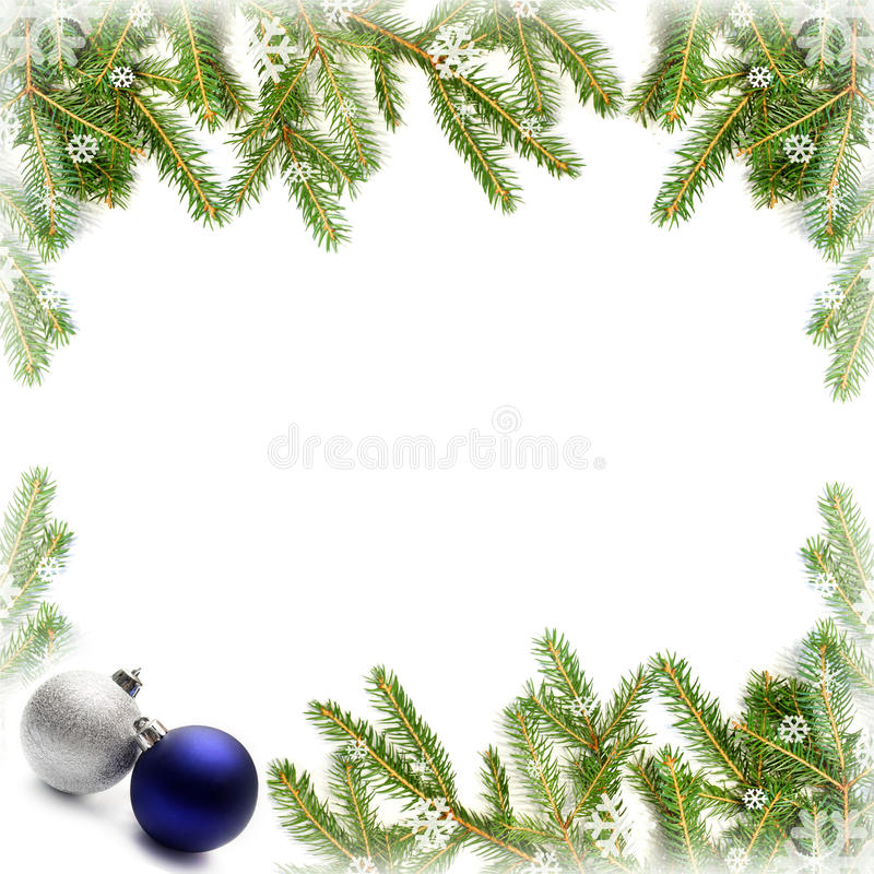 Download Christmas frame stock photo. Image of celebrate, decorative - 17133490