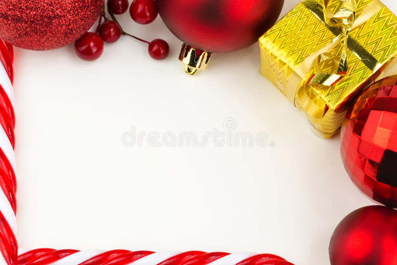 Download Christmas frame stock image. Image of december, decoration - 17311721