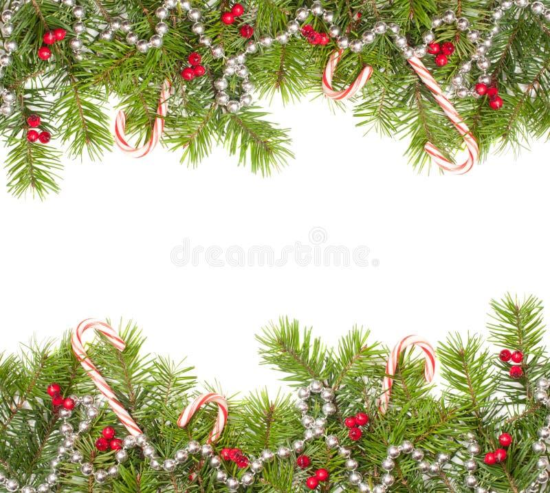 Christmas Frame royalty free stock photo