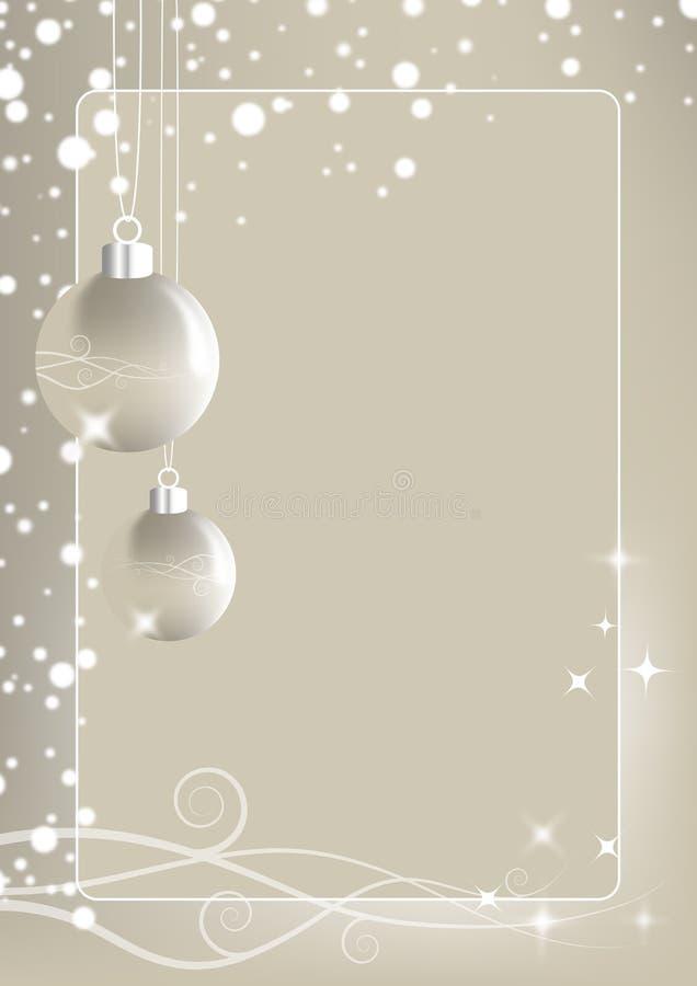 Free Christmas Frame Stock Photography - 3468362