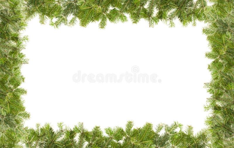 Christmas Framework Stock Images
