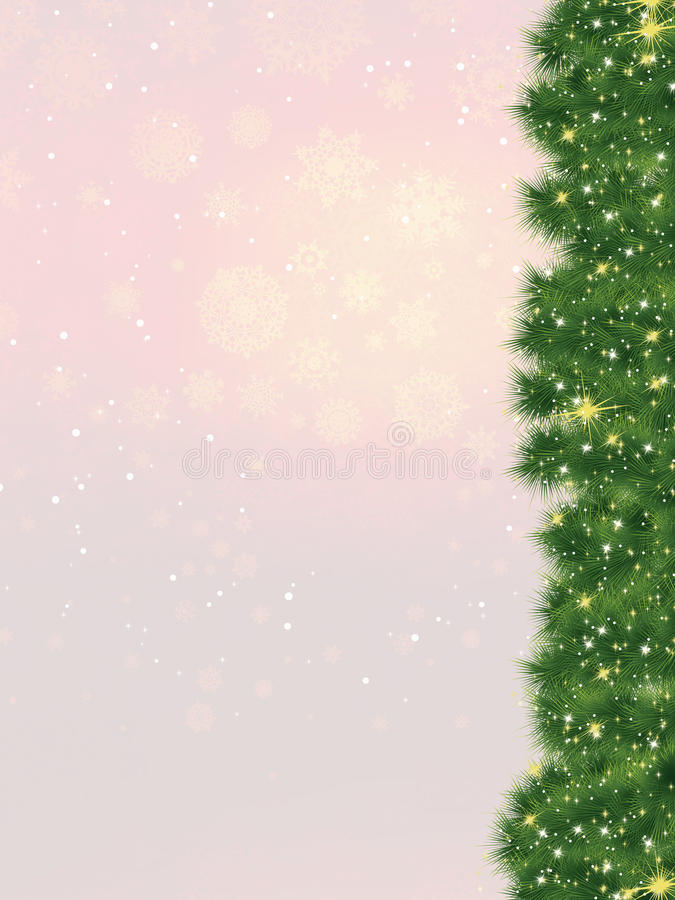 Download Christmas Fur-tree Card. EPS 8 Stock Images - Image: 21293724