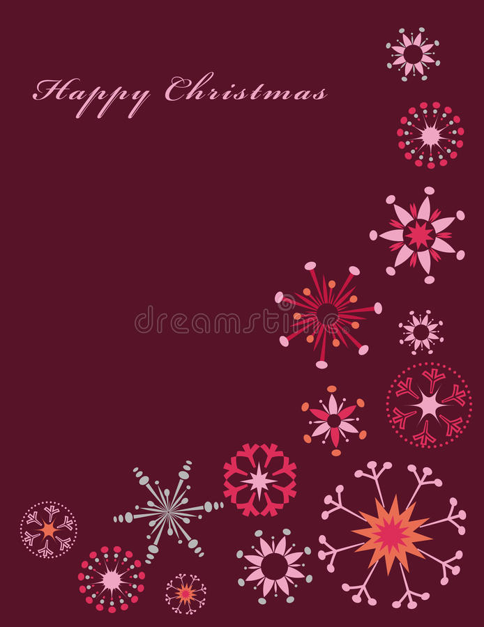 Download Christmas gackground stock vector. Image of glossy, pattern - 11761510