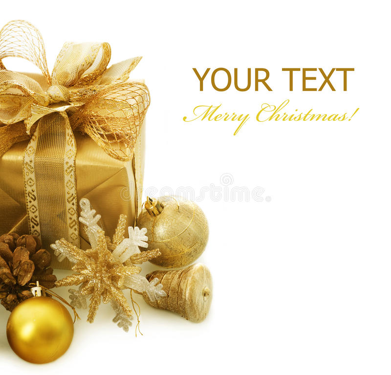 Free Christmas Gift Royalty Free Stock Images - 12132899