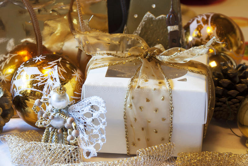 Download Christmas gift stock image. Image of presents, decoration - 16922207