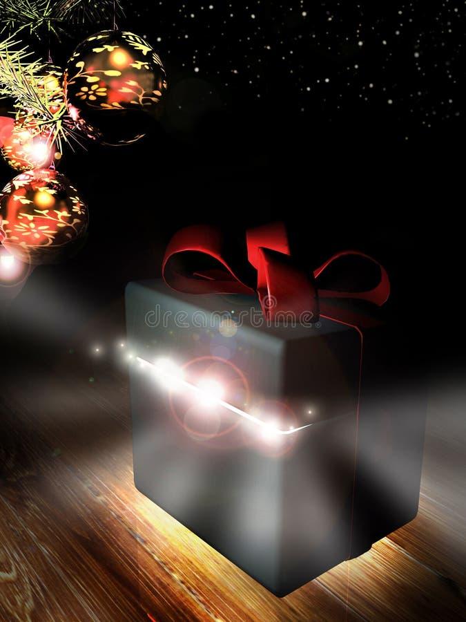 Free Christmas Gift Stock Photography - 17109562
