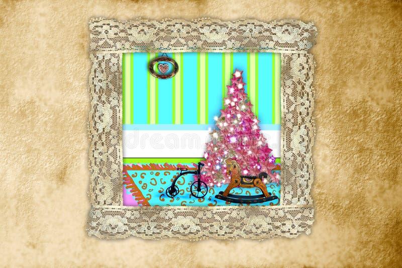 Download Christmas Gift stock illustration. Image of card, christmas - 21616188