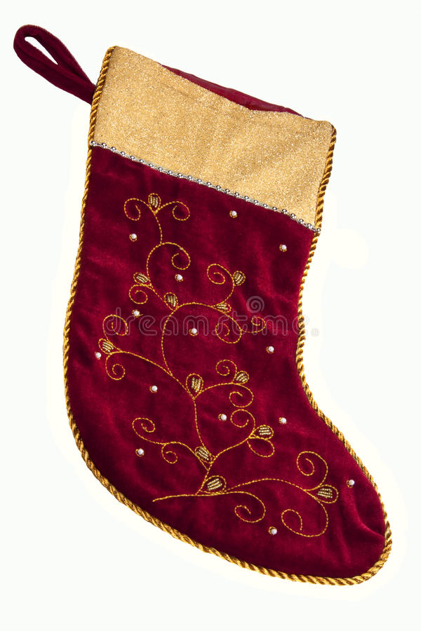 Download Christmas Gift Sack - Isolated Stock Photo - Image of boot, christmas: 17138258