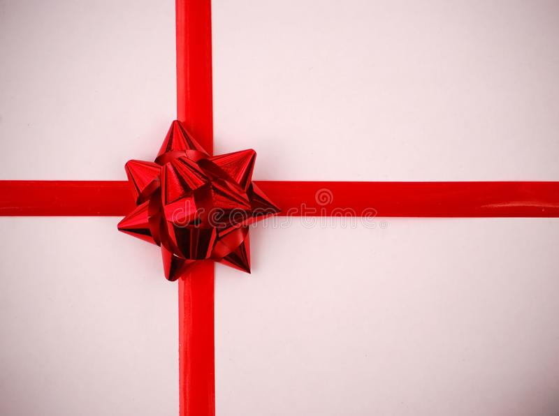 Christmas Gift Wrap royalty free stock images