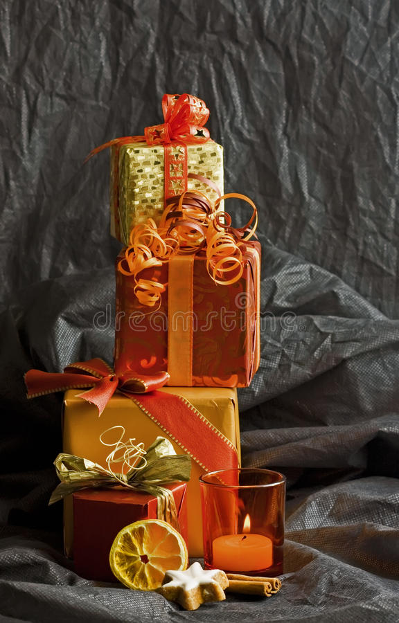 Download Christmas Gifts Stock Photo - Image: 11740240