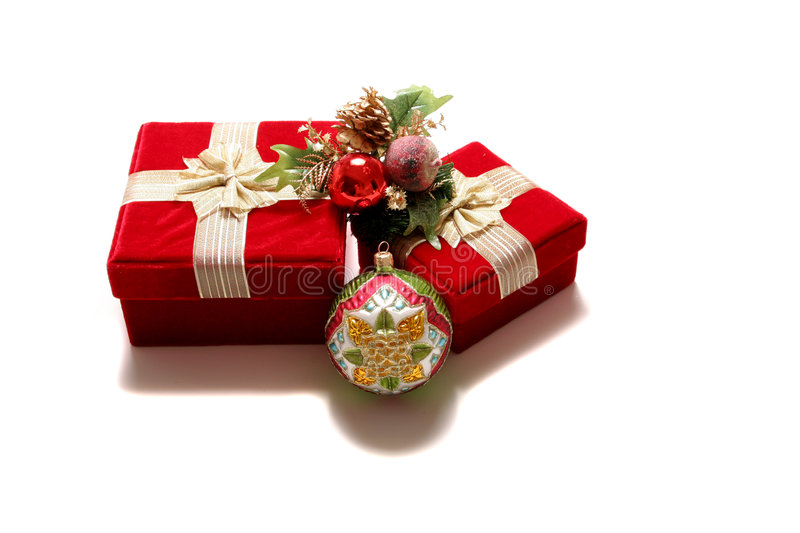 Download Christmas gifts stock image. Image of decorative, ornament - 1406023