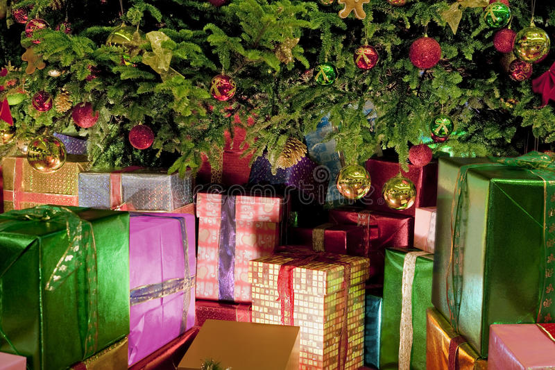 Download Christmas Gifts Royalty Free Stock Photos - Image: 15835248