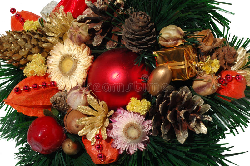 Download Christmas gifts stock image. Image of paper, branch, horizontal - 17251223