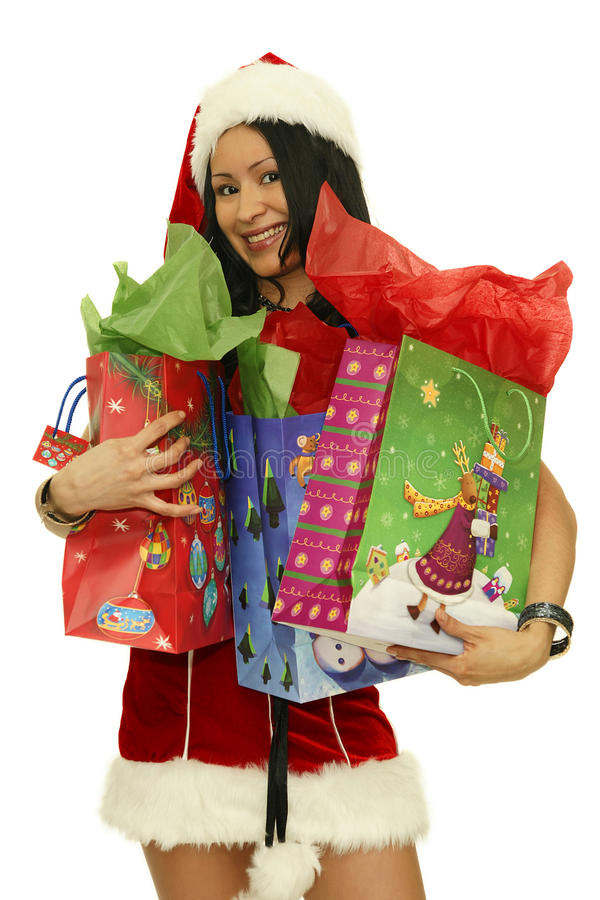 Download Christmas gifts stock image. Image of sale, chinese, ethnicity - 20228763