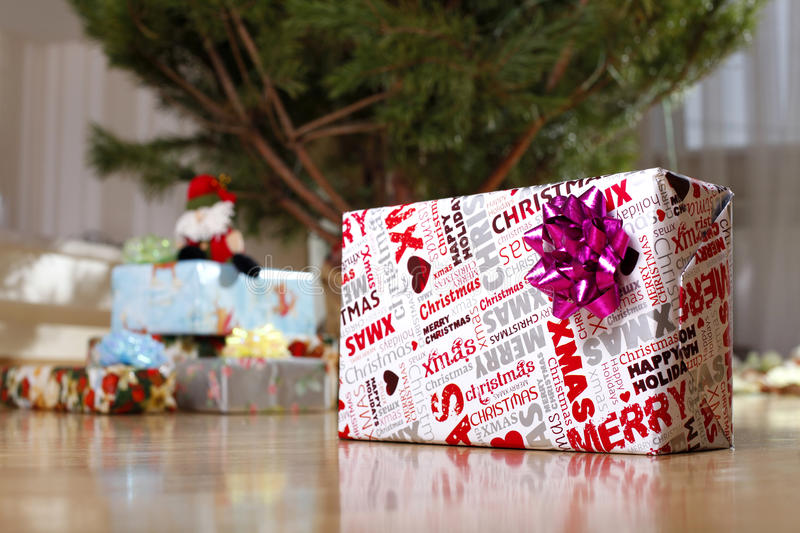 Download Christmas gifts stock photo. Image of paper, color, bridal - 22622920