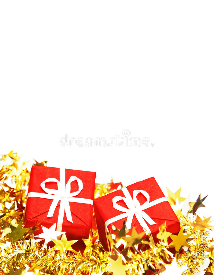 Download Christmas gifts stock photo. Image of give, december, bright - 7170886