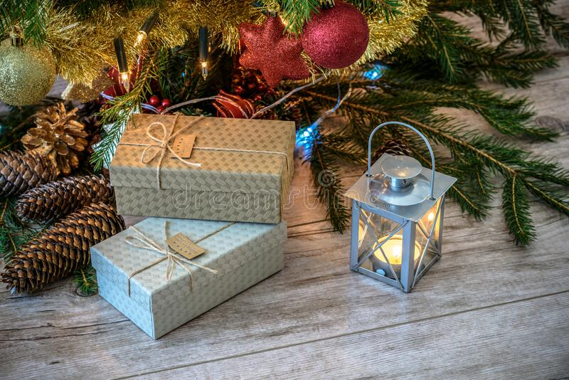 Christmas Gifts Free Public Domain Cc0 Image