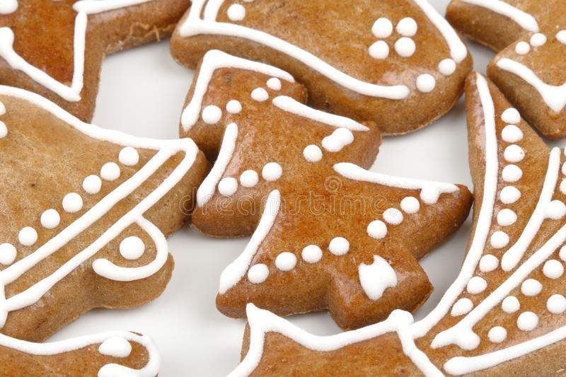 Christmas Gingerbread Cookies Free Stock Photos
