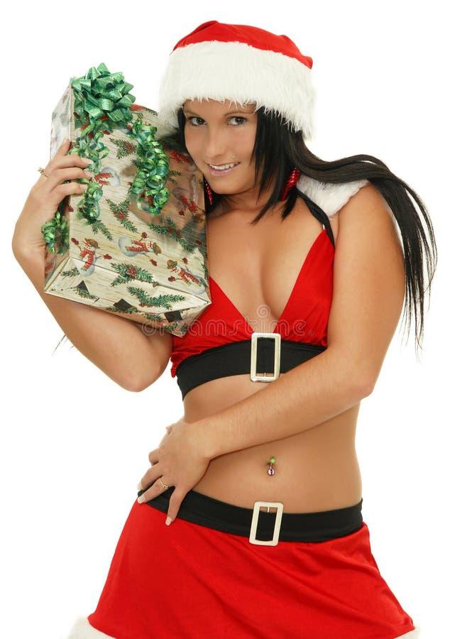 Download Christmas Girl Stock Photo - Image: 22108260
