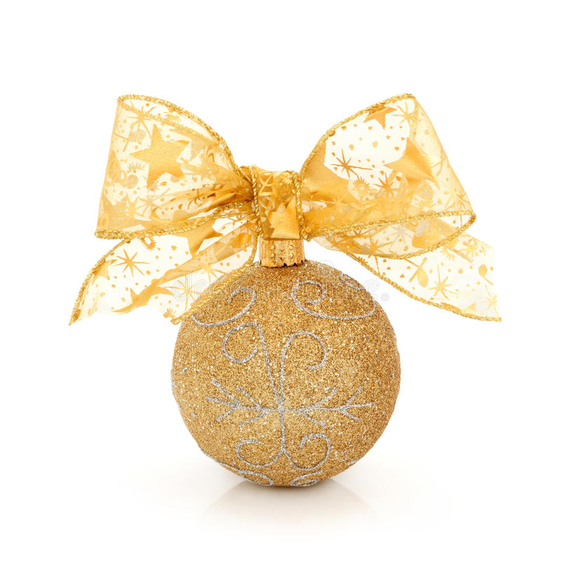 Download Christmas Glitter Ball stock image. Image of christmas - 21511749