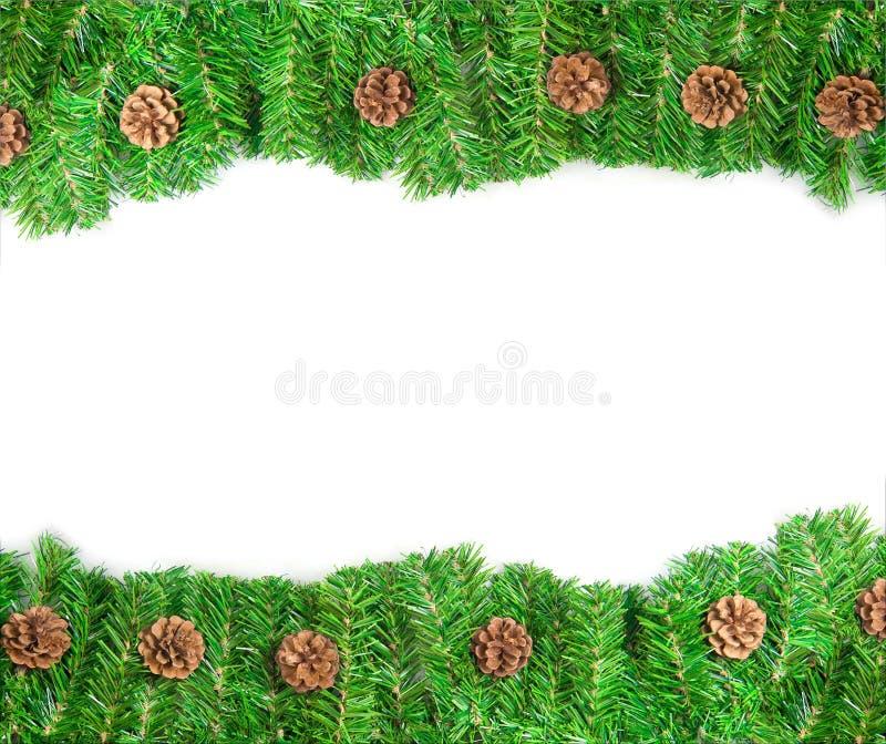 Download Christmas green framework stock image. Image of green - 17115793