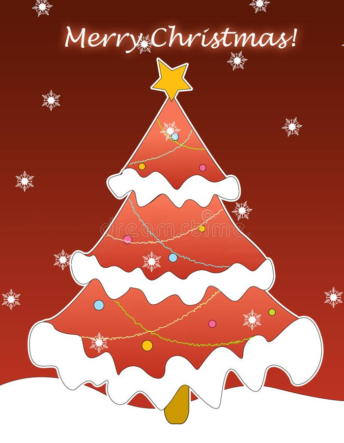 Christmas greeting stock images