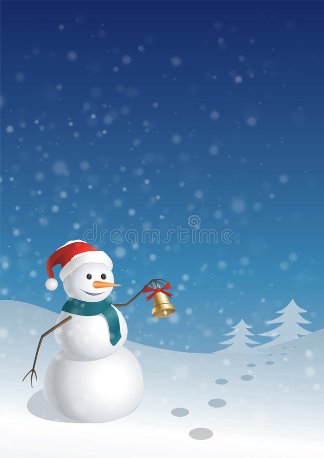 Free Christmas Greeting Card (1) Stock Photos - 395713