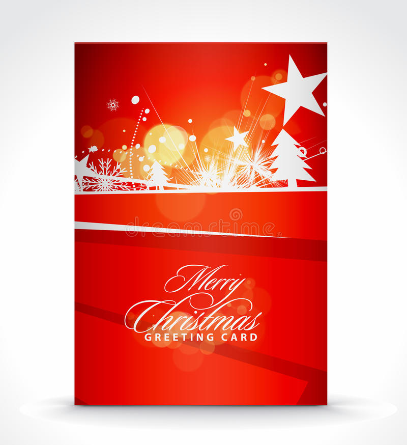 Download Christmas Greeting Card Royalty Free Stock Photography - Image: 16726737
