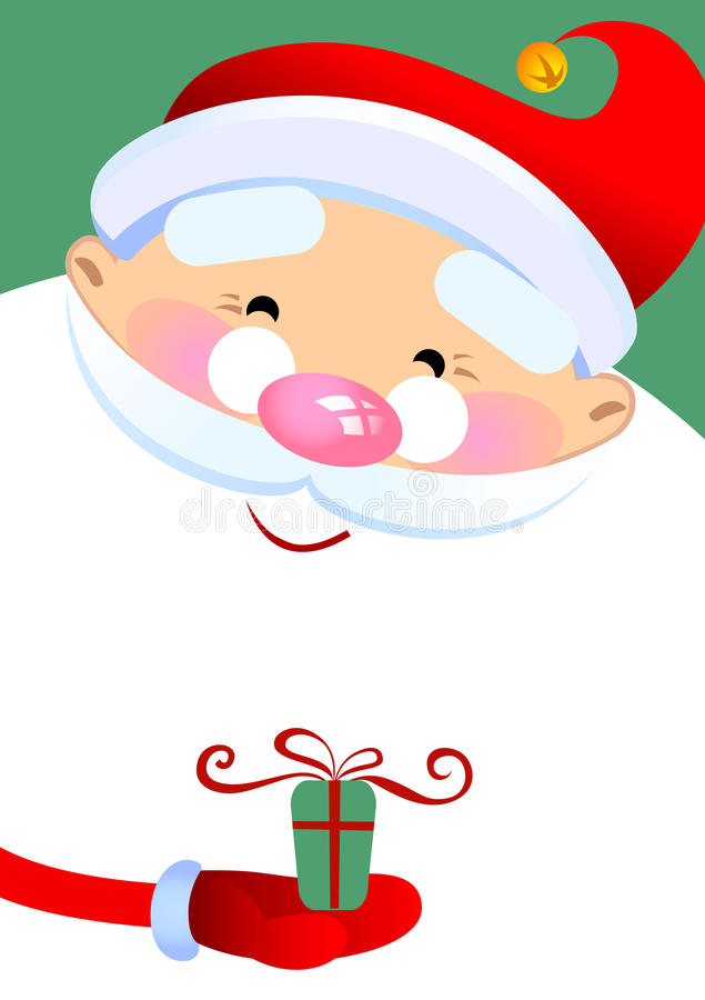 Download Christmas greeting card stock vector. Illustration of banner - 16740852