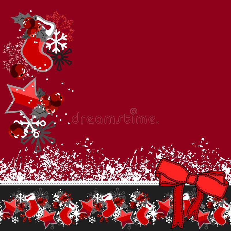 Download Christmas Greeting Card Stock Image - Image: 21294841