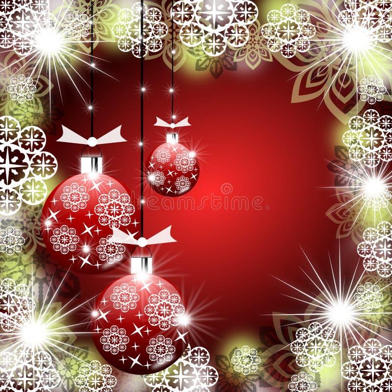 Download Christmas greeting card stock illustration. Image of holidays - 22428990