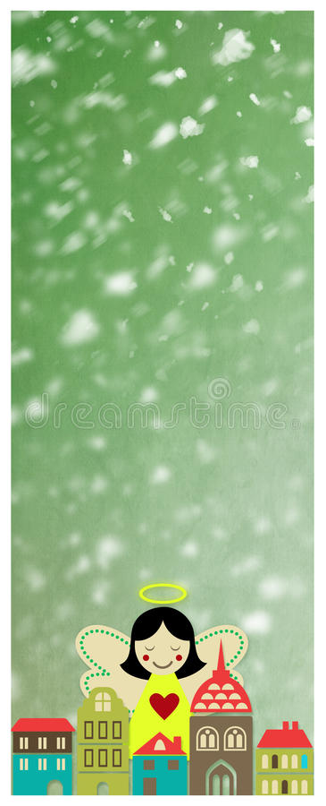 Download Christmas Greeting Card stock illustration. Illustration of seasonal - 27700178