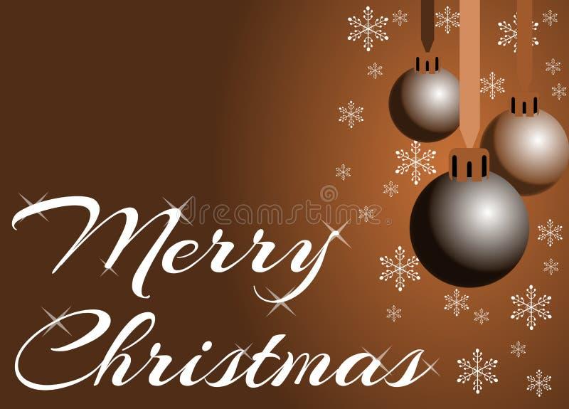 Download Christmas greeting card stock illustration. Illustration of card - 28150062
