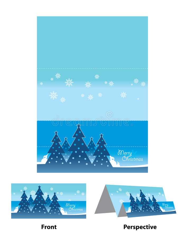 Free Christmas Greeting Card Royalty Free Stock Photo - 6505455