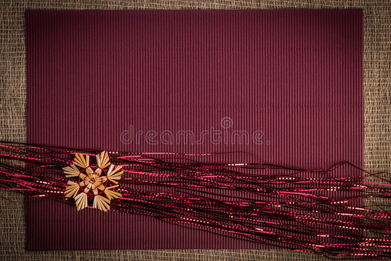 Christmas greeting card background royalty free stock images