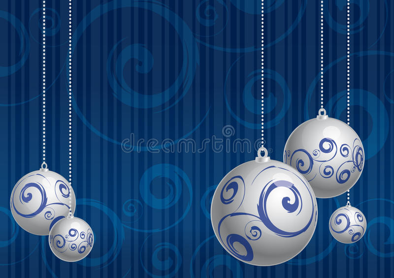 Christmas greeting card royalty free stock photography