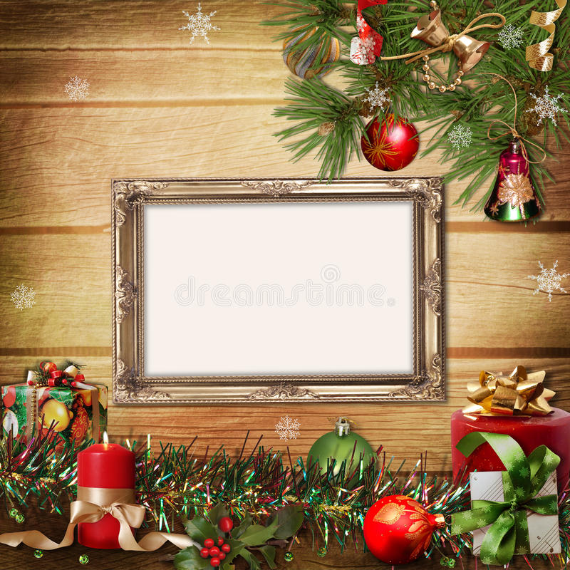 christmas greetings frames