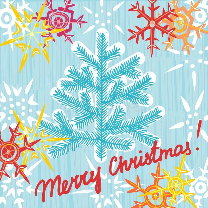 Christmas Greeting Card Postcard Editable Template EPS Vecto - Editable postcard template