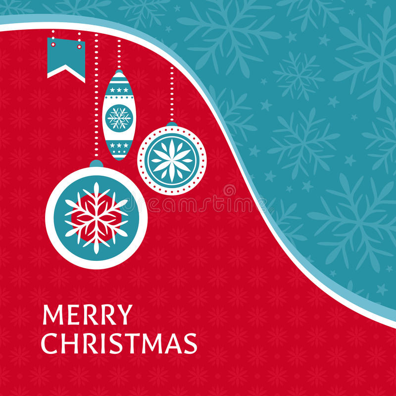Download Christmas Greeting Card Stock Vector - Image: 43289860