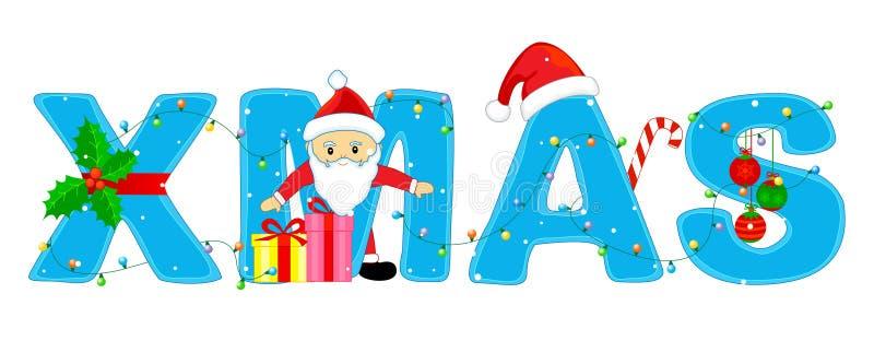 Christmas greeting / X mas