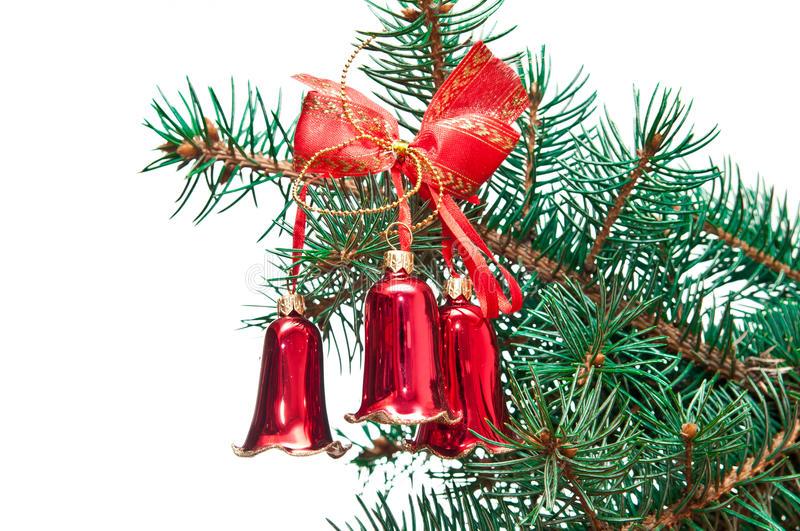 Download Christmas Hand Bells Stock Photography - Image: 22294132