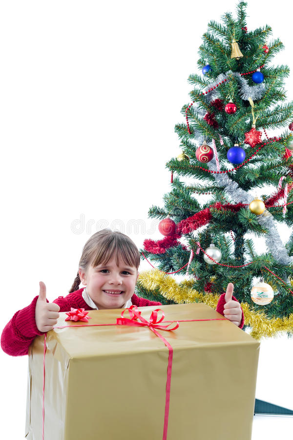 Download Christmas Happiness Royalty Free Stock Image - Image: 27994076